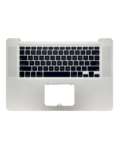 "Grade C Topcase / Keyboard for Macbook Pro 17"" A1297 (Mid 2010 - Late 2011) 661-5966"