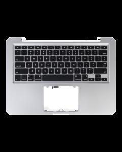 "Grade C Macbook Pro 13"" A1278 Top Case / Keyboard (Early 2011 - Mid 2012) 661-5233"