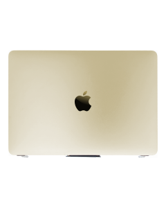 """Complete Assembly for MacBook Retina 12"""" - Gold A1534 2015 (GRADE: C)"""