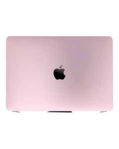 """Complete Assembly for Rose Gold 12"""" MacBook Retina A1534 2017 (GRADE: B)"""