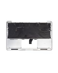 """Laptop Housing with Keyboard for 11"""" MacBook Air A1465 Mid 2013 - Early 2015 (Grade: C)"""