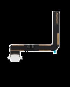iPad Air / iPad 5 / iPad 6 Charging Port with Flex Cable - White