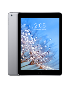 iPad 5th Gen. Wi-Fi - 32GB - Space Gray (GRADE: C)