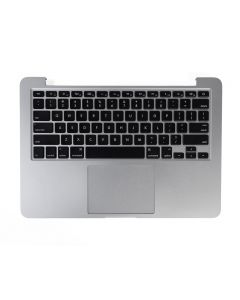 "Laptop Housing with Keyboard, Trackpad, and Battery for MacBook Pro Retina 13"" A1502 / 2015 (GRADE: B)"