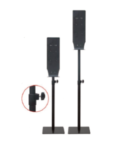 Dispenser Stand 16x16 (Black)